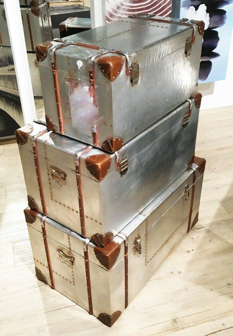 Vintage Koffer-Set